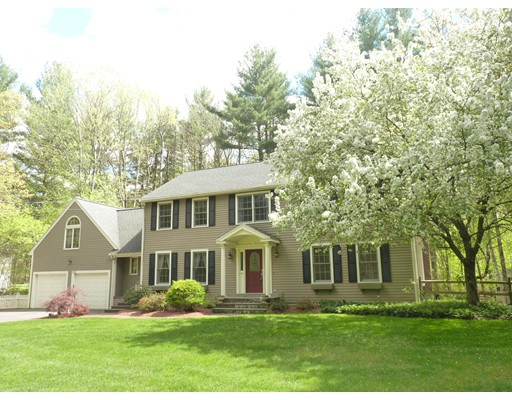 Single Family Home for Sale at 266 Sargent Road Boxborough, 01719 United States