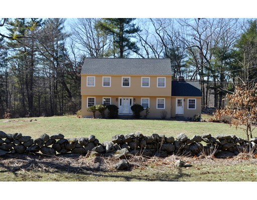 127 Poor Farm Road, Harvard, MA 01451
