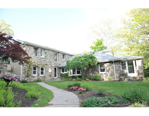 Single Family Home for Sale at 167 East Main Street Northborough, Massachusetts 01532 United States
