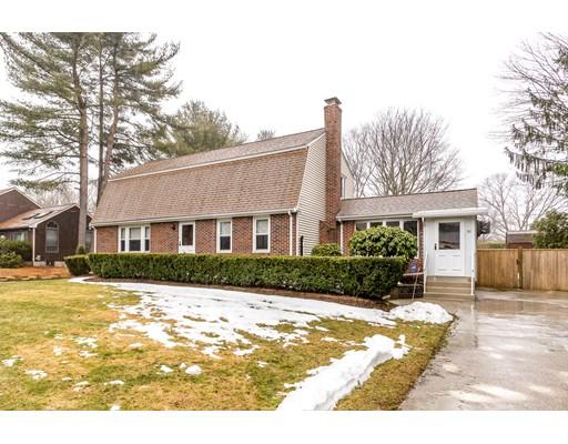 Частный односемейный дом для того Продажа на 36 Frank Road Stoughton, Массачусетс 02072 Соединенные Штаты