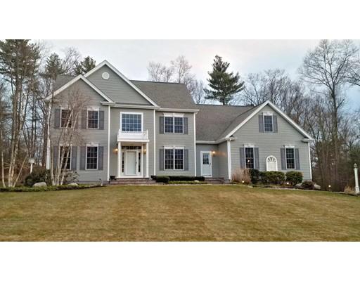 独户住宅 为 销售 在 23 Princess Lane Raynham, 马萨诸塞州 02767 美国