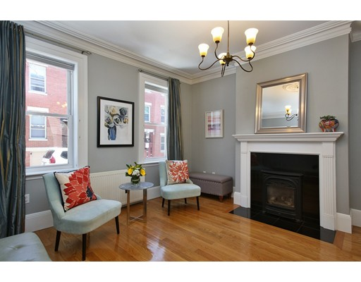Single Family Home for Sale at 56 Baldwin Street Boston, Massachusetts 02129 United States