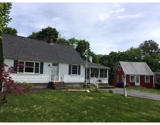 Single Family Home for Sale at 917 Liberty Street Rockland, Massachusetts 02370 United States