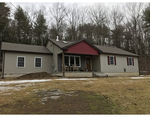 Single Family Home for Sale at 47 Old Chester Huntington, Massachusetts 01050 United States