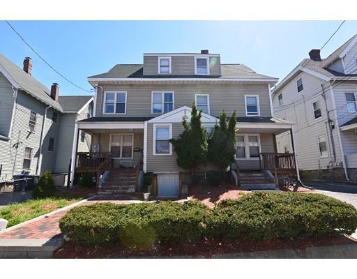 Casa Unifamiliar por un Alquiler en 13 Pratt Street Boston, Massachusetts 02134 Estados Unidos