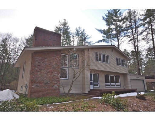 Single Family Home for Sale at 82 January Hill Road Shutesbury, Massachusetts 01072 United States