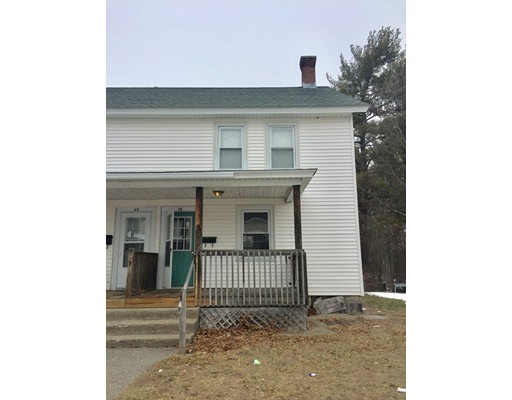 独户住宅 为 出租 在 58 overlook 诺斯布里奇, 马萨诸塞州 01588 美国