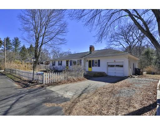 Maison unifamiliale pour l Vente à 170 Bethany Lane North Kingstown, Rhode Island 02852 États-Unis