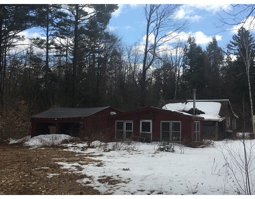 Single Family Home for Sale at 23 Plainfield Road Hawley, Massachusetts 01339 United States