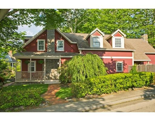 Casa Unifamiliar por un Venta en 36 Planters Field Lane Hingham, Massachusetts 02043 Estados Unidos