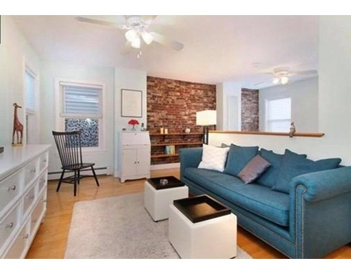 Single Family Home for Rent at 107 Gore Street Cambridge, Massachusetts 02141 United States