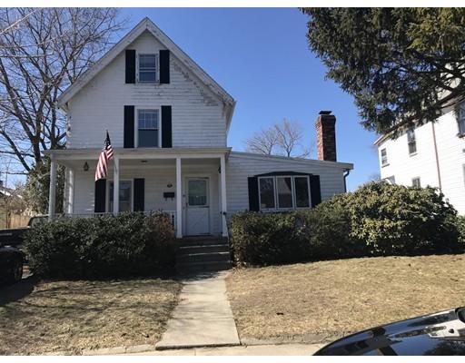 Частный односемейный дом для того Аренда на 18 Chester Street Winchester, Массачусетс 01821 Соединенные Штаты