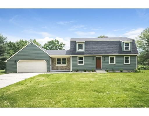 Casa Unifamiliar por un Venta en 158 Overlook Drive West Springfield, Massachusetts 01089 Estados Unidos