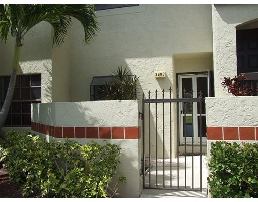Appartement voor Verkoop een t 2803 SE Congressional Deerfield Beach, Florida 33442 Verenigde Staten
