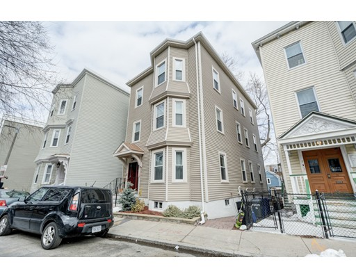 Condominium for Sale at 34 Forbes Street Boston, Massachusetts 02130 United States