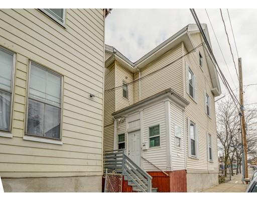 Single Family Home for Sale at 3 Atherton Street Boston, Massachusetts 02119 United States