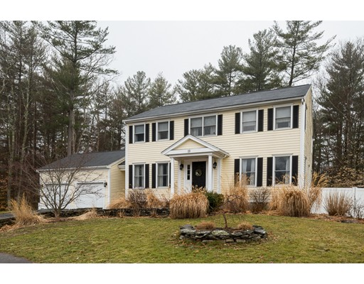 Single Family Home for Sale at 19 Reed Bent Road Rockland, Massachusetts 02370 United States