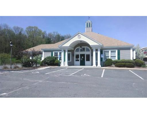 Commercial for Sale at 185 College Highway Southwick, Massachusetts 01077 United States