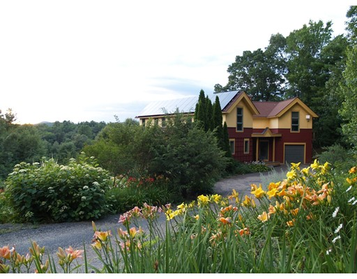 Single Family Home for Sale at 13 Hawks View Road Shutesbury, Massachusetts 01072 United States