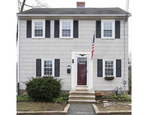 独户住宅 为 销售 在 77 Haskell 贝弗利, 马萨诸塞州 01915 美国