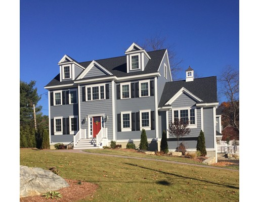 Single Family Home for Sale at 1 Fox Run aka 58 High Street Wilmington, Massachusetts 01887 United States