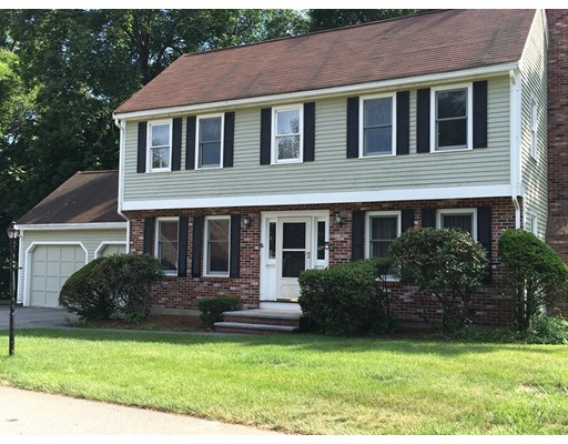 Single Family Home for Rent at 5 Lynne Avenue Tyngsborough, Massachusetts 01879 United States