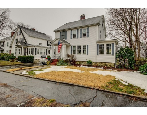 Single Family Home for Sale at 17 Sycamore Street Norwood, Massachusetts 02062 United States