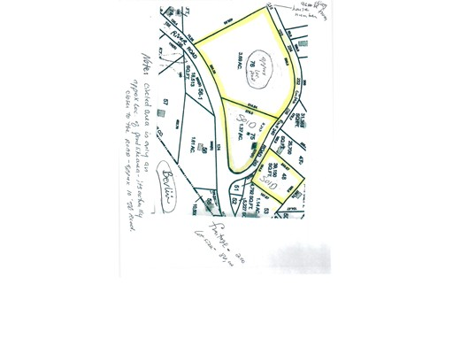 Land for Sale at 76 GATES POND ROAD Berlin, Massachusetts 01503 United States