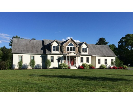 Single Family Home for Sale at 12 Cider Mill Road Stow, Massachusetts 01775 United States