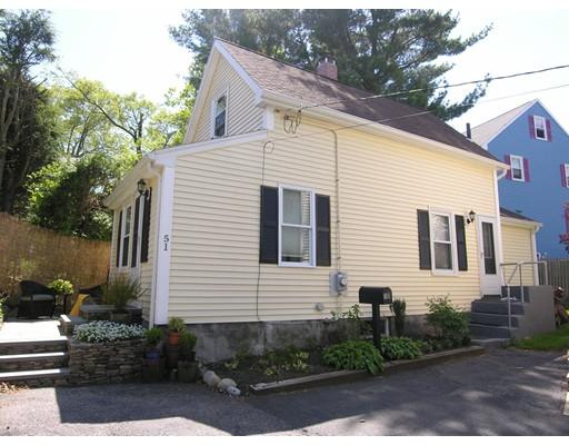 Condominium for Sale at 51 Smith Street Arlington, Massachusetts 02476 United States