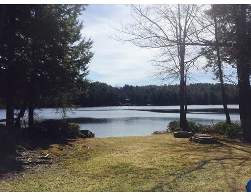 Single Family Home for Sale at 19 Lake Drive Goshen, Massachusetts 01096 United States