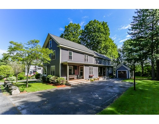 Single Family Home for Sale at 27 Nelson Avenue Georgetown, Massachusetts 01833 United States
