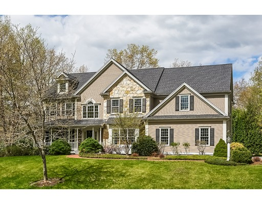 Single Family Home for Sale at 51 Vine Brook Road Medfield, Massachusetts 02052 United States