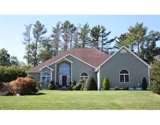 Single Family Home for Sale at 51 ANSEL WHITE DRIVE Acushnet, Massachusetts 02743 United States
