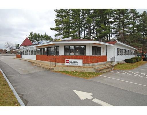 Commercial pour l Vente à 172 Plaistow Road Plaistow, New Hampshire 03865 États-Unis