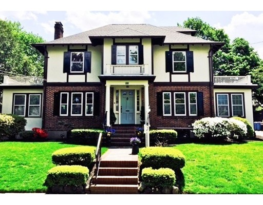 Single Family Home for Sale at 29 Madison Street Belmont, Massachusetts 02478 United States