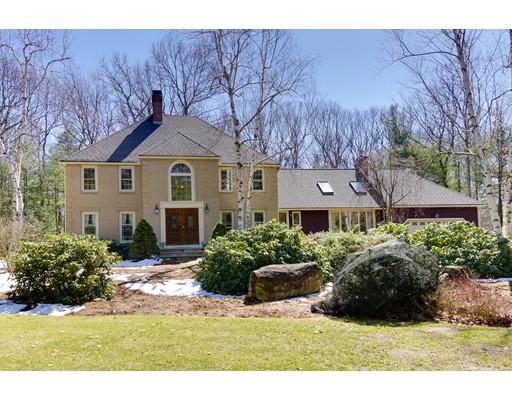独户住宅 为 销售 在 29 Woodstone Road 诺斯伯勒, 马萨诸塞州 01532 美国