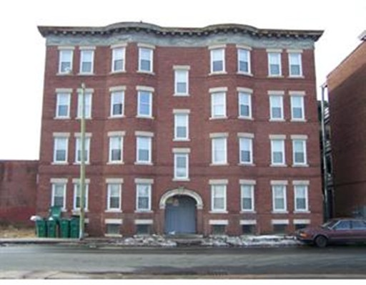 Multi-Family Home for Sale at 12 Hancock Street Springfield, Massachusetts 01109 United States