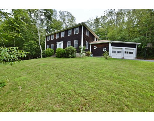 Single Family Home for Sale at 10 Holland Road Wales, Massachusetts 01081 United States