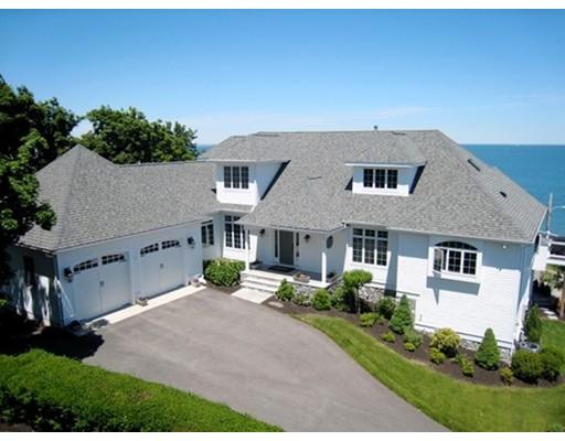Maison unifamiliale pour l Vente à 5 Seaview Avenue Hull, Massachusetts 02045 États-Unis