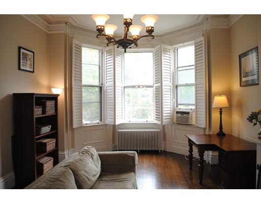 Casa Unifamiliar por un Alquiler en 123 Marlborough Street Boston, Massachusetts 02116 Estados Unidos