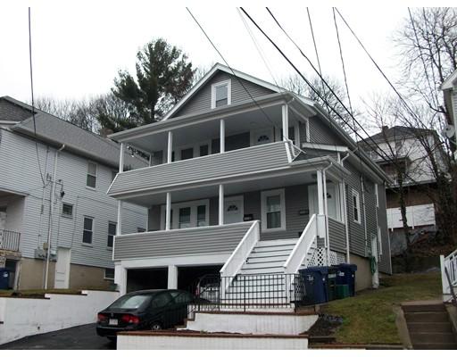 Single Family Home for Rent at 113 Kenrick Street Boston, Massachusetts 02135 United States