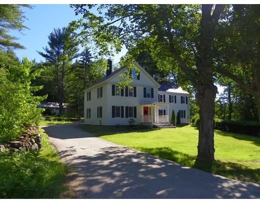 Single Family Home for Sale at 49 Fitchburg Road Ashburnham, Massachusetts 01430 United States