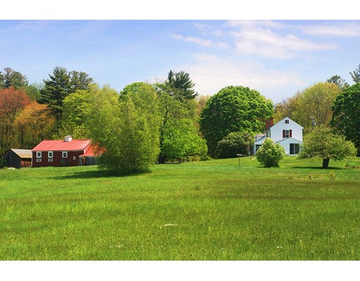 Nhà ở một gia đình vì Bán tại 374 Harvard Road 374 Harvard Road Bolton, Massachusetts 01740 Hoa Kỳ