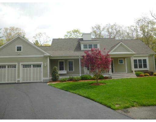 Single Family Home for Sale at 13 Montgomery Way Foxboro, Massachusetts 02035 United States