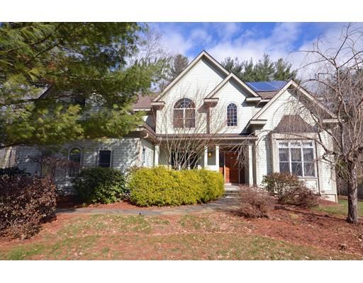 独户住宅 为 销售 在 56 Hop Brook Road Amherst, 马萨诸塞州 01002 美国