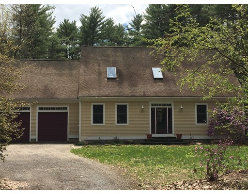 Single Family Home for Sale at 17 Sumner Mountain Road 17 Sumner Mountain Road Shutesbury, Massachusetts 01072 United States