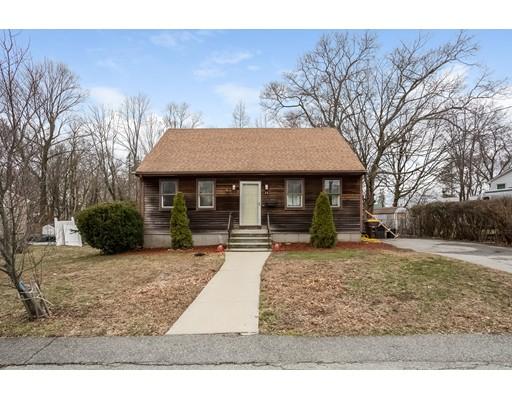 Single Family Home for Sale at 66 Merritt Street Fall River, Massachusetts 02720 United States