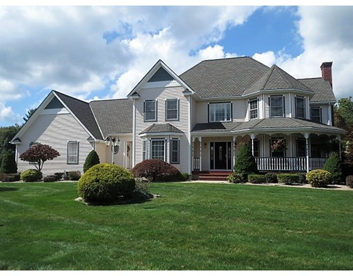 Single Family Home for Sale at 6 Briar Spring Lane 6 Briar Spring Lane South Hadley, Massachusetts 01075 United States