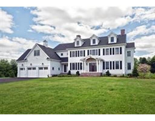Частный односемейный дом для того Продажа на 321 Gay Street Westwood, Массачусетс 02090 Соединенные Штаты